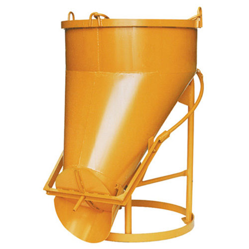 1021 Upright Side Chute Skip